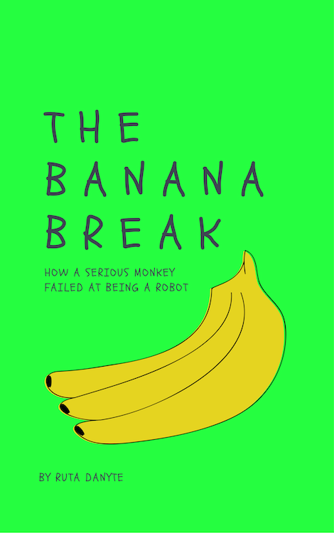 The Banana Break Book cover
